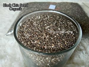 Chia Seed by SyurgaKurma