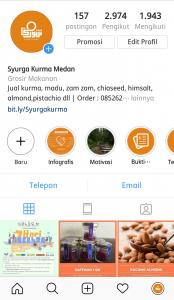 Instagram Syurga Kurma